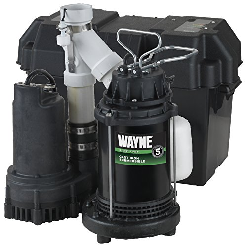 WAYNE-WSS30V-Pre-Assembled-12012V-12-HP-Primary-and-Battery-Backup-Combination-Sump-Pump-System-0
