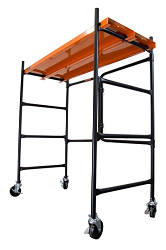 WEN-31105-500-lb-Capacity-Collapsible-Rolling-Scaffolding-0-0