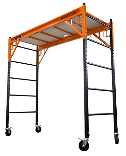 WEN-31109-1000-lb-Capacity-Rolling-Industrial-Scaffolding-0-0