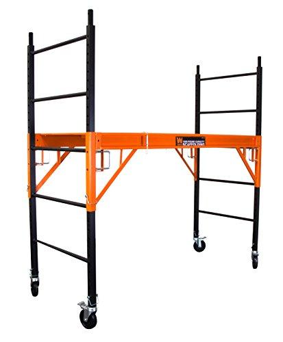 WEN-31109-1000-lb-Capacity-Rolling-Industrial-Scaffolding-0