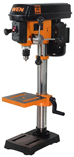 WEN-86-Amp-Variable-Speed-Floor-Standing-Drill-Press-0