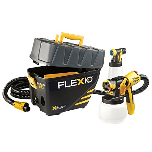 Wagner-0529021-Flexio-890-HVLP-Paint-Sprayer-Station-0