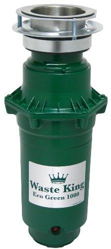 Waste-King-1000-Eco-Green-Food-Waste-Disposer-0