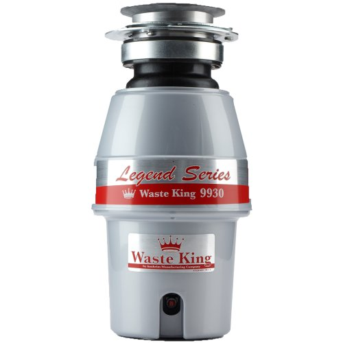 Waste-King-9930-Legend-Series-12-HP-Continuous-Feed-Operation-Garbage-Disposer-0