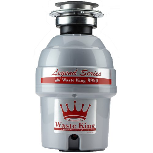 Waste-King-9950-Legend-Series-34-HP-Continuous-Feed-Operation-Garbage-Disposer-0
