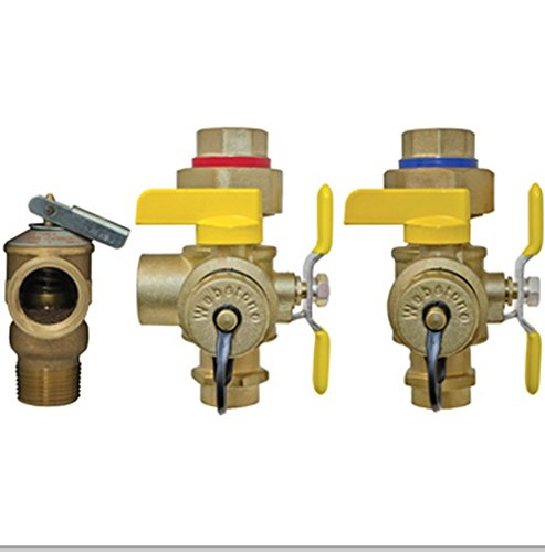 Webstone-50443PR-34-Inch-SWT-Isolator-EXP-Tankless-Water-Heater-Service-Valve-Kit-0-0
