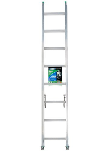 Werner-225-Pound-Duty-Rating-Aluminum-Flat-D-Rung-Extension-Ladder-0