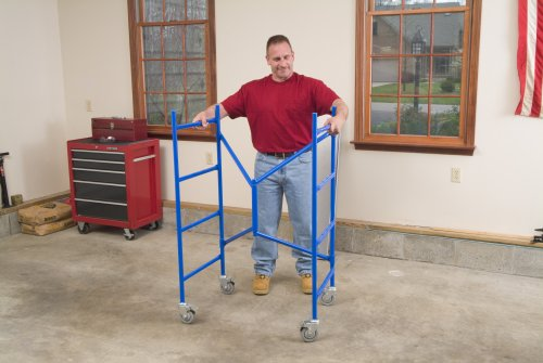 Werner Ps48 500 Pound Capacity Portable Scaffold Online