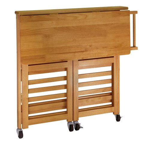 Winsome-Wood-Foldable-Kitchen-Cart-with-Knife-Block-Light-Oak-0-0