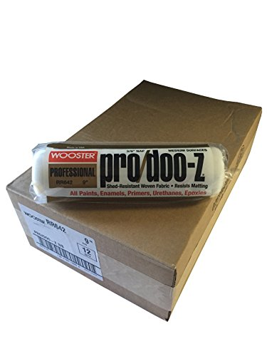 Wooster-Brush-RR642-9-ProDoo-Z-Roller-Cover-38-Inch-Nap-Pack-of-12-0