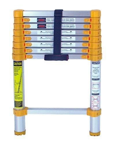Xtend-Climb-750P-Aluminum-Telescoping-Ladder-Type-II-Home-Series-85-Foot-0