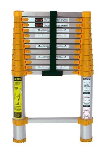 Xtend-Climb-770P-Aluminum-Telescoping-Ladder-Type-II-Home-Series-125-Foot-0