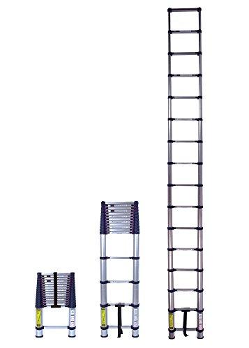 Xtend-Climb-780P-Aluminum-Telescoping-Ladder-Type-IA-Professional-Series-125-Foot-0-0