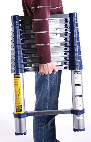Xtend-Climb-780P-Aluminum-Telescoping-Ladder-Type-IA-Professional-Series-125-Foot-0-1