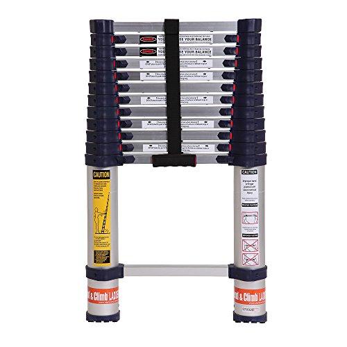 Xtend-Climb-780P-Aluminum-Telescoping-Ladder-Type-IA-Professional-Series-125-Foot-0