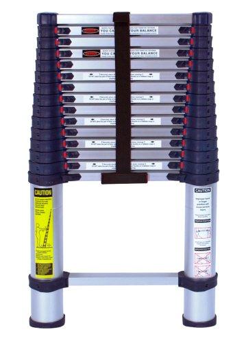 Xtend-Climb-785P-Aluminum-Telescoping-Ladder-Type-I-Professional-Series-155-Foot-0