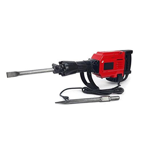 XtremepowerUS-2200Watt-Heavy-Duty-Electric-Demolition-Jack-hammer-Concrete-Breaker-WCase-Gloves-0