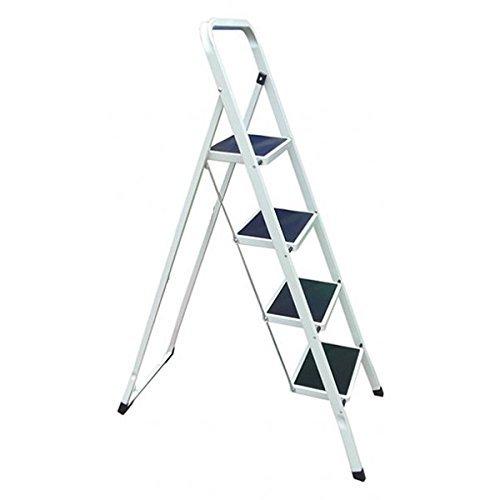 Ybm Home Folding Lightweight Step Ladder Step Stool With