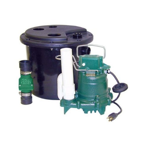 Zoeller-105-0001-Laundry-Pump-Package-Including-M53-Sump-Pump-0