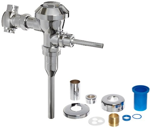 Zurn-Z6003-EWS-YB-YC-05-Gallon-Urinal-Valve-wSweat-Solder-Adaptor-And-Wall-Flange-0