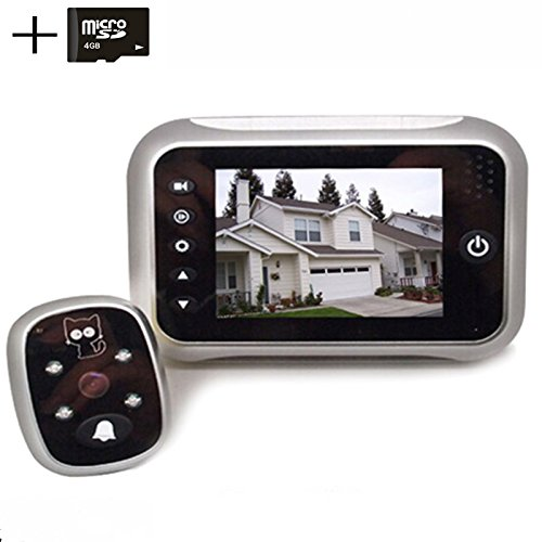 digitsea-digital-doorbell-peephole-door-camera-35-inches-TFT-LCD-screen-Night-vision-wide-angle-Video-Record-Photo-shooting-0